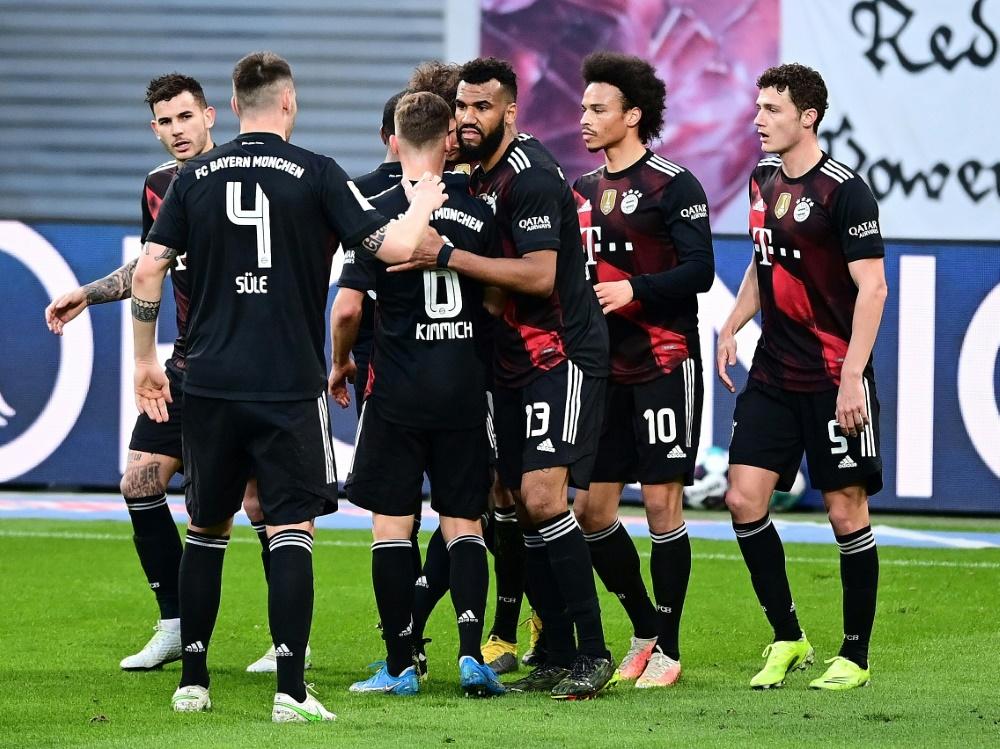 Die Bayern sind klarer Favorit gegen Union Berlin