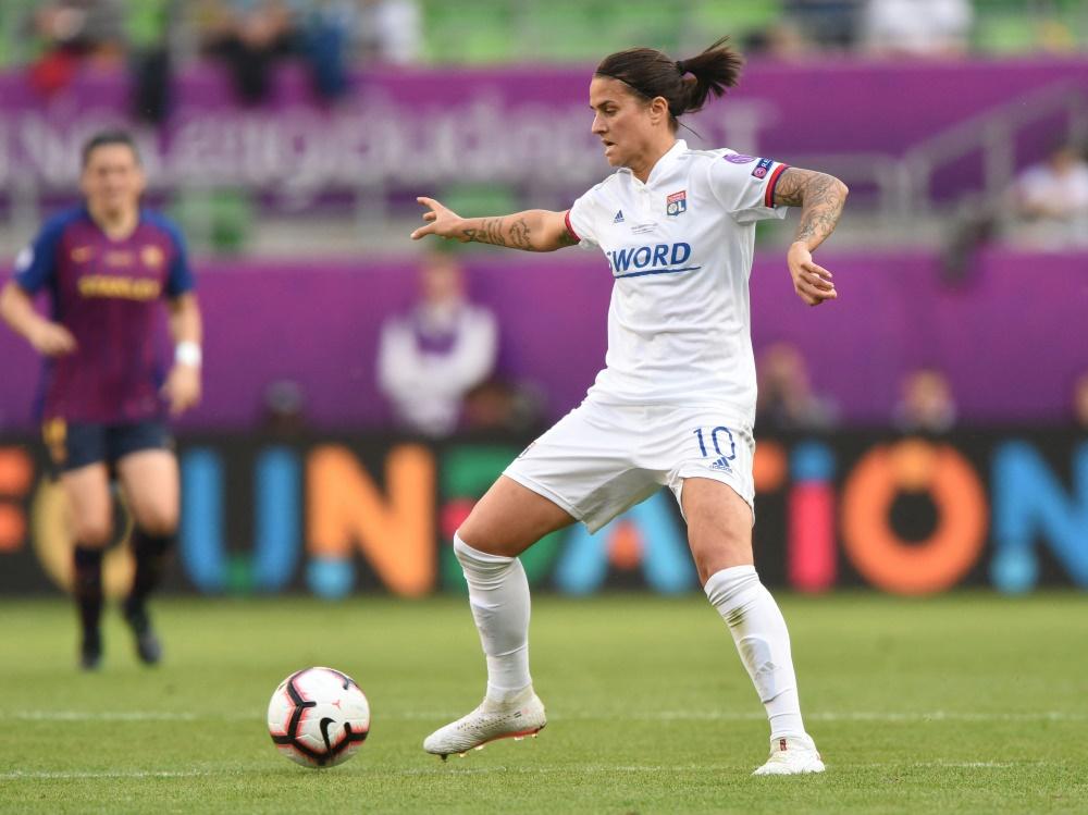 Marozsan bleibt während der Länderspielpause in Lyon