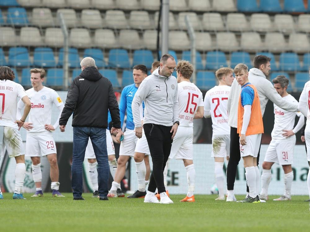 Holstein Kiel hat das Topspiel gegen VfL Bochum verloren