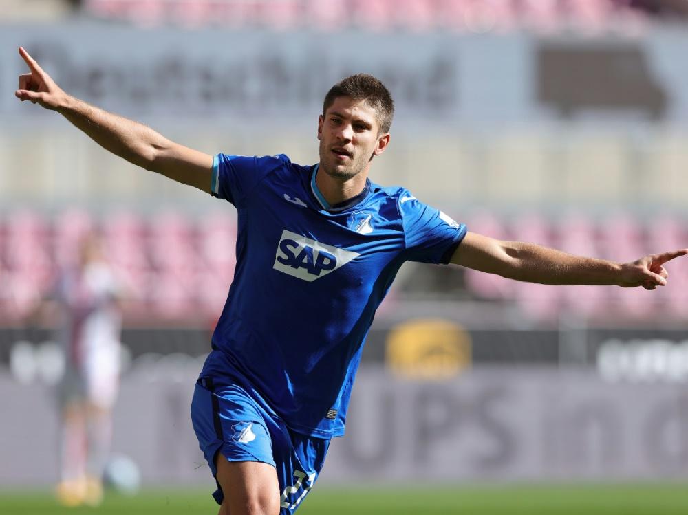 Stürmer Andrej Kramaric fordert Punkte im Saisonendspurt
