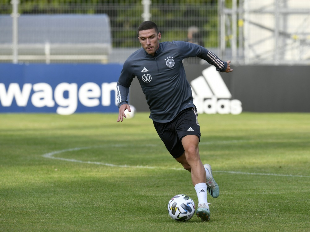 Fußball-Nationalspieler Robin Gosens