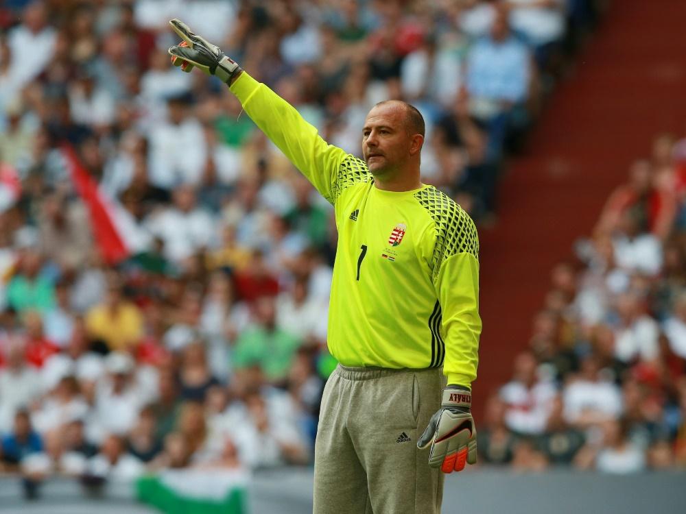 Ex-Herthaner Gabor Kiraly sagte den Berlinern ab