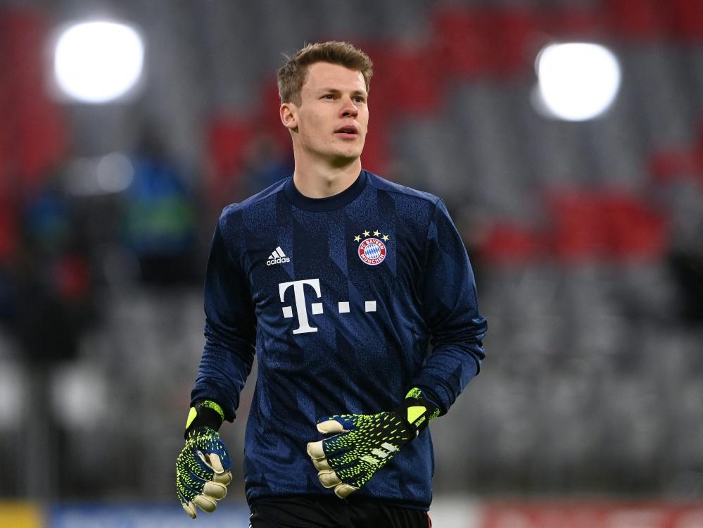 Will München auf Leihbasis verlassen: Alexander Nübel