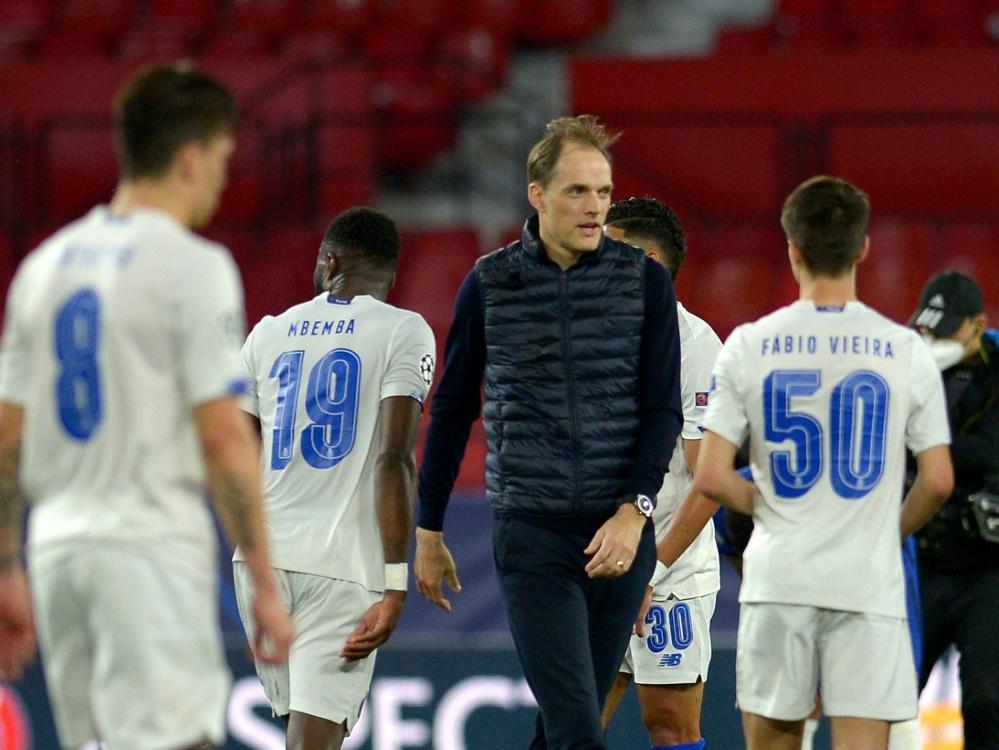 Tuchels Chelsea-Team kämpft sich ins Halbfinale