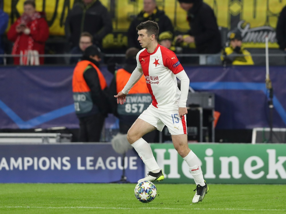 UEFA: Ondrej Kudela für zehn Spiele gesperrt