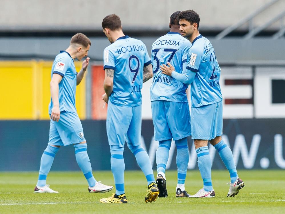 Bochum sichert wichtige Punkte für den Aufstiegskampf