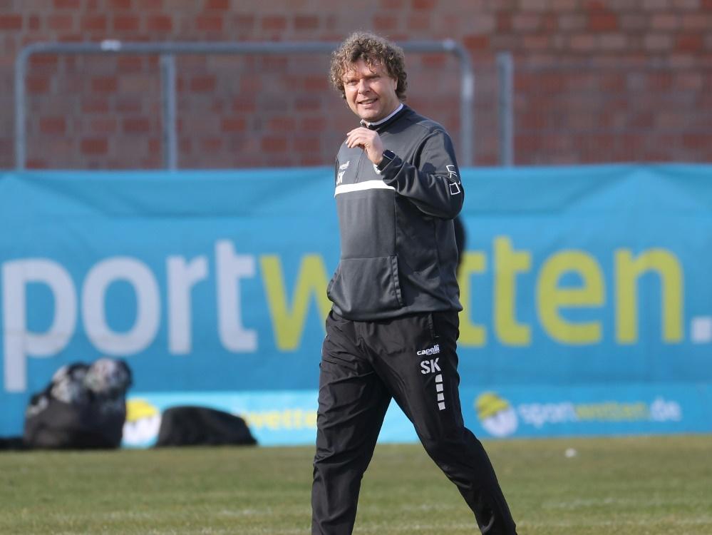 Uerdingen trennt sich von Trainer Stefan Krämer