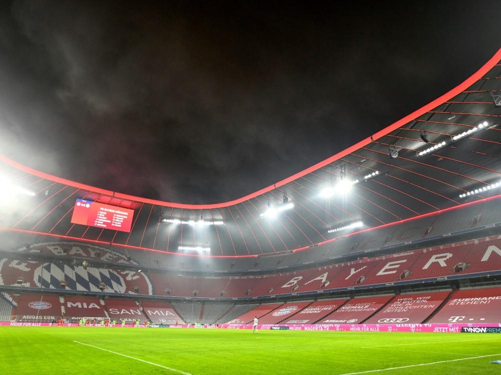 Zuschauerfrage in München weiter offen