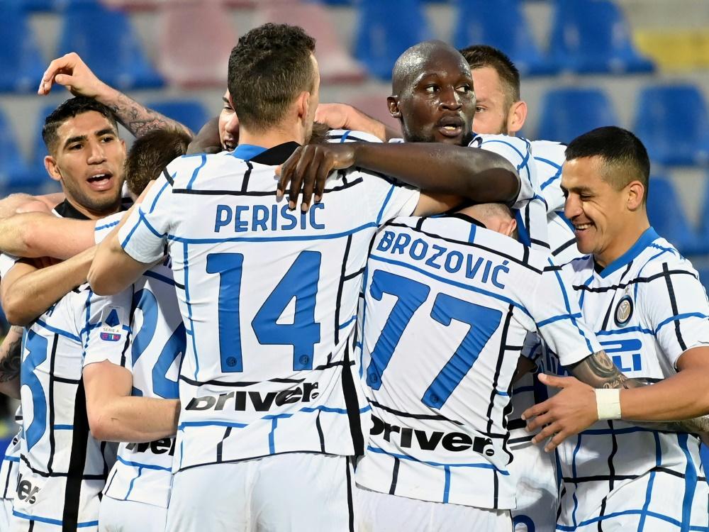 Inter Mailand erobert zum 19. Mal den Scudetto