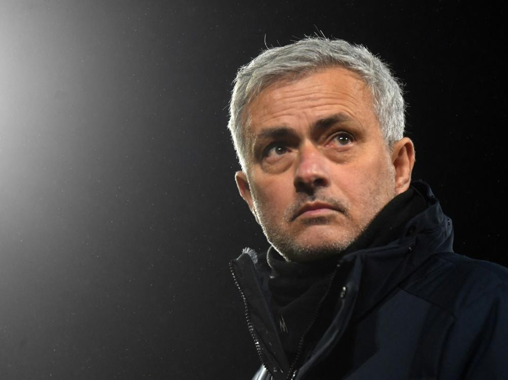 Jose Mourinho arbeitet bei der EM als Radio-Experte