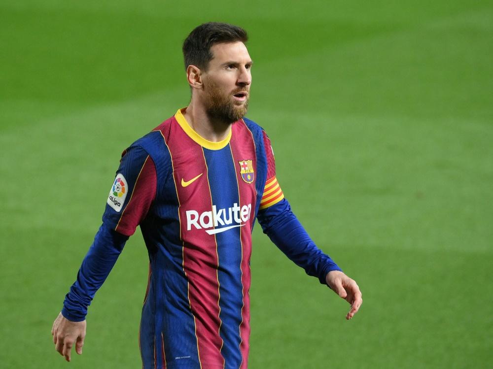 Superstar Lionel Messi engagiert sich gegen Hass im Netz