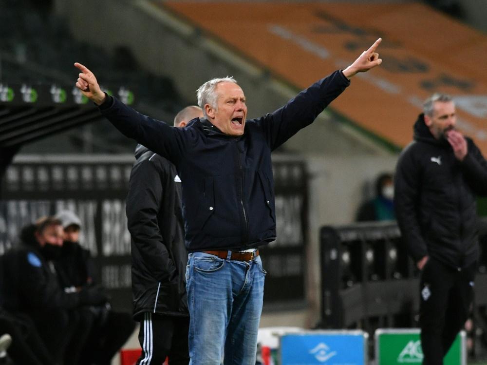 Streich trifft mit Freiburg auf Hertha BSC