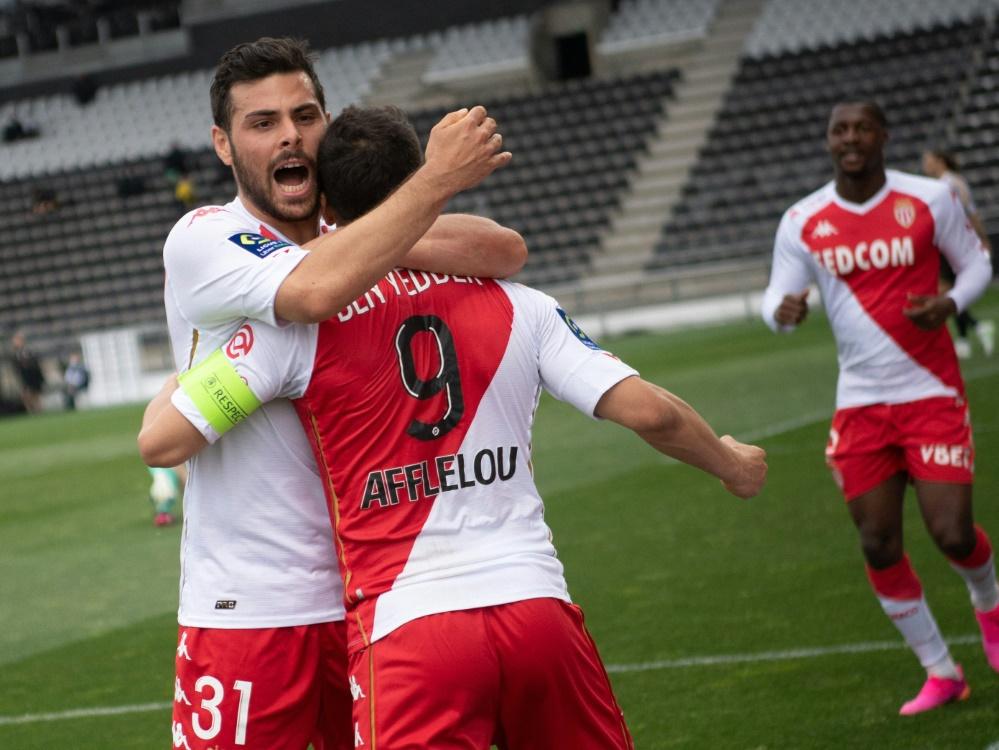 AS Monaco bezwingt Stade Reims mit 1:0