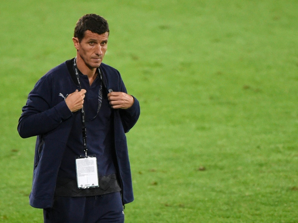 Der FC Valencia hat Trainer Javi Gracia entlassen
