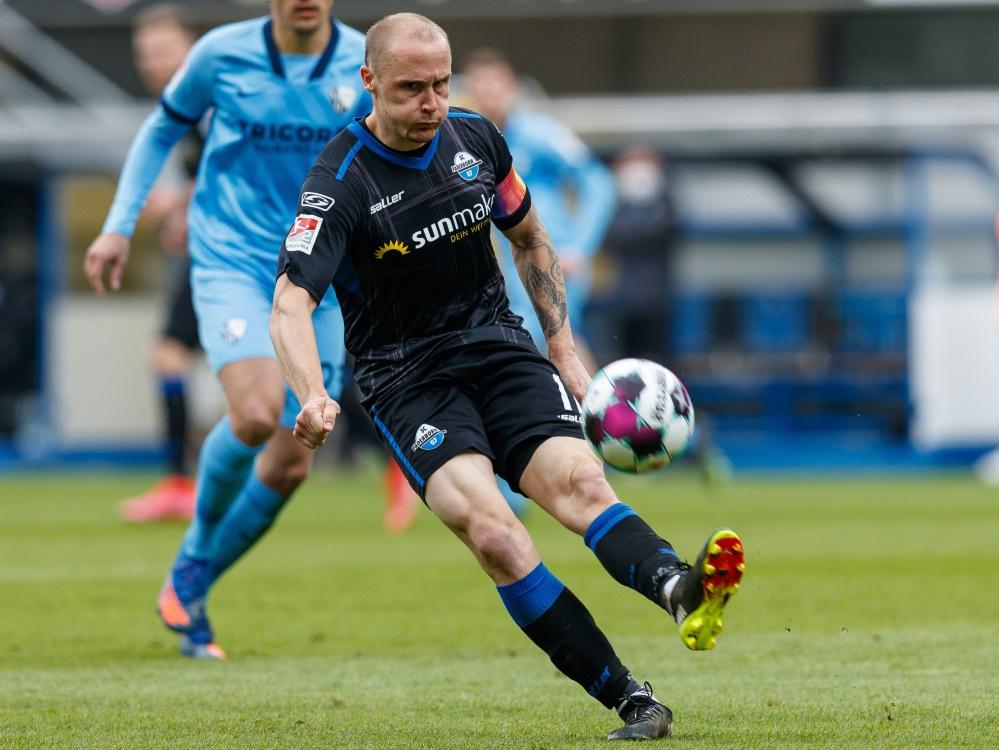 Bis 2023: Paderborn verlängert mit Sven Michel