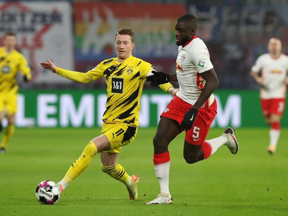 Partien von Dortmund und Leipzig auf Sonntag verlegt