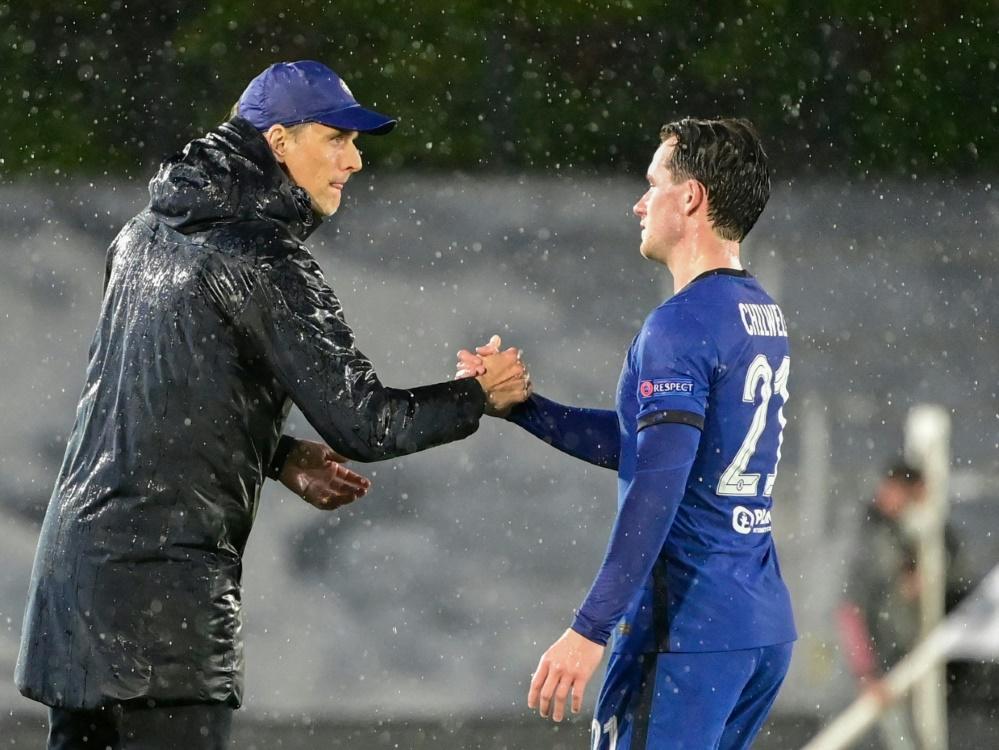 Thomas Tuchel hat mit Chelsea gute Chancen aufs Finale