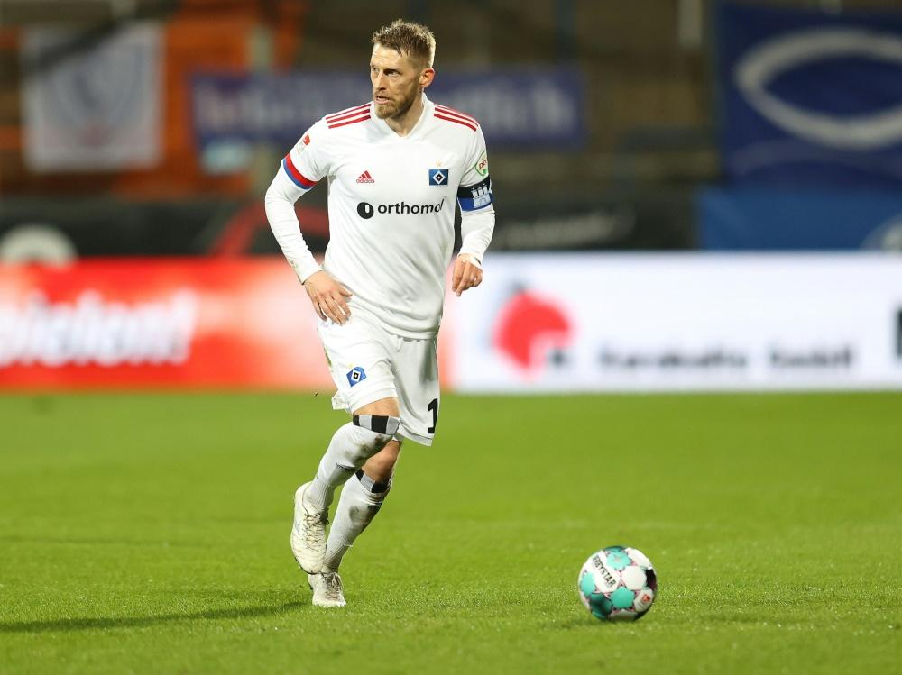 Aaron Hunt fehlt dem HSV im Saisonendspurt
