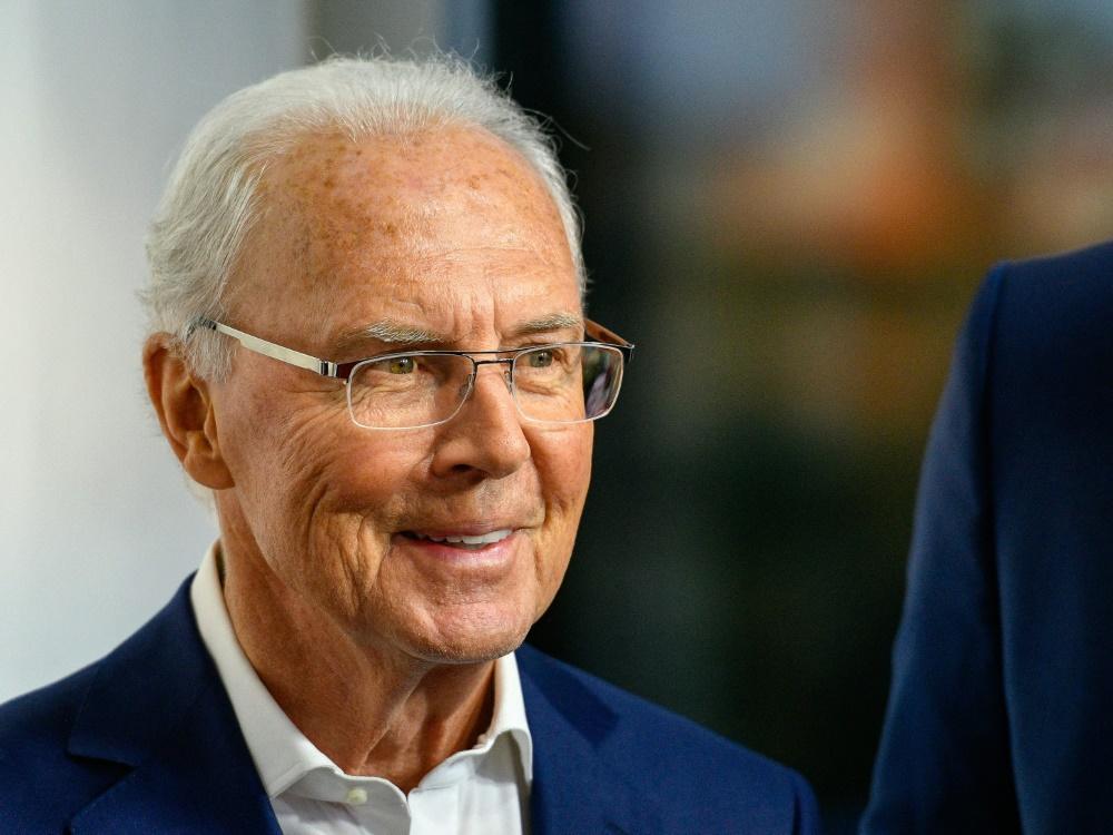 Franz Beckenbauer rechnet mit Erfolgen für Nagelsmann
