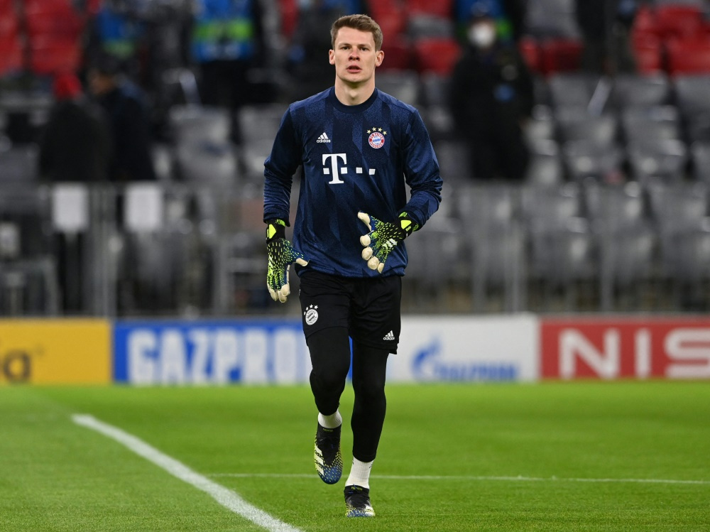 Union Berlin zeigt Interesse an Torwart Alexander Nübel