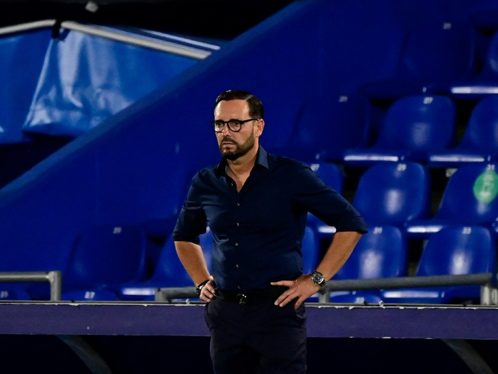 Jose Bordalas wird neuer Trainer beim FC Valencia