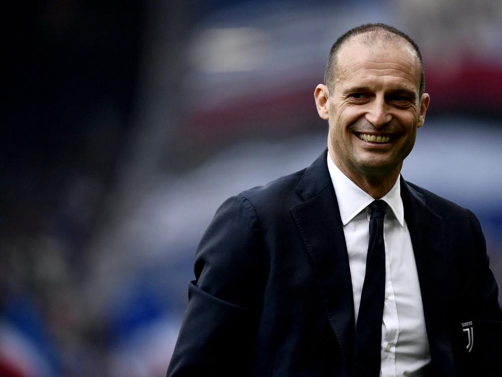 Massimiliano Allegri kehrt zu Juventus Turin zurück