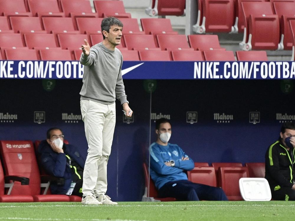 Michel ist Getafes neuer Trainer