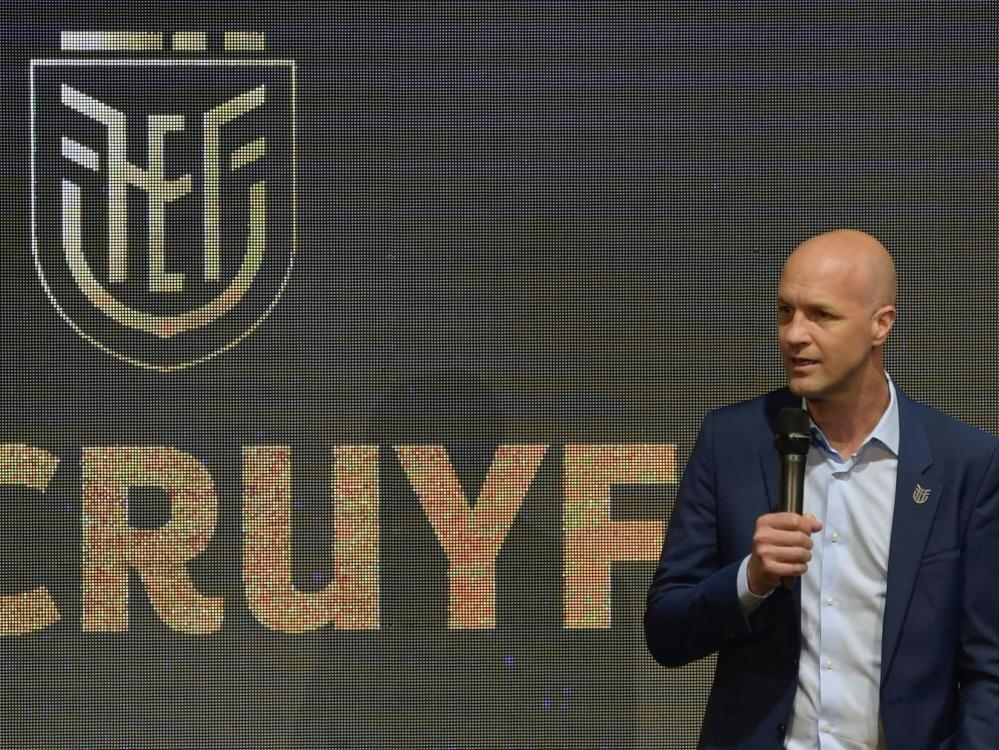Jordi Cruyff kehrt zum FC Barcelona zurück