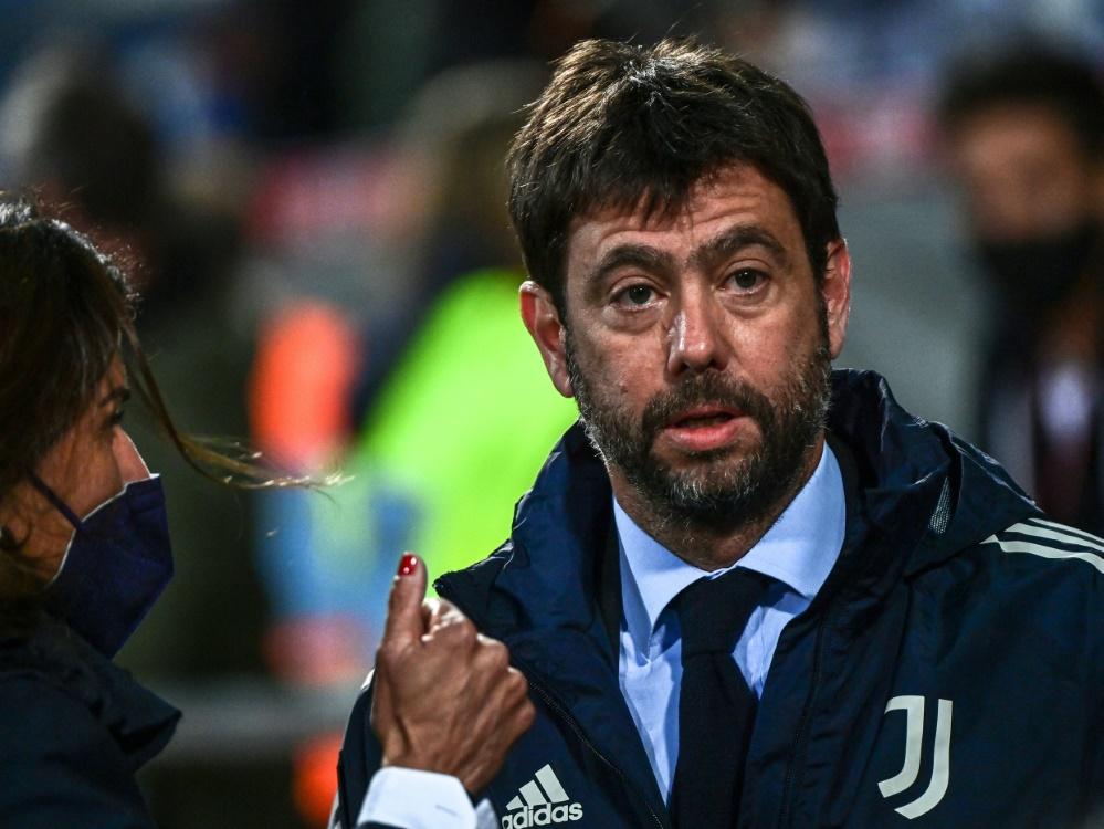Für Agnelli ist die Idee der Super League ein