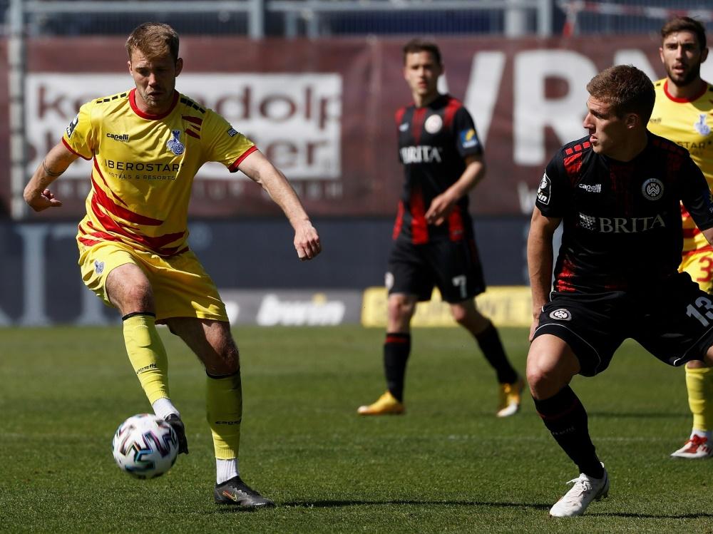 Jakov Medic (r.) wechselt zum FC St. Pauli