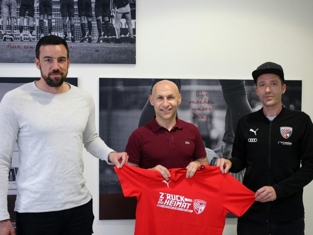 Roberto Pätzold neuer Trainer bei Ingolstadt