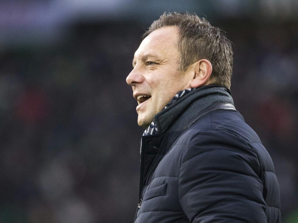 Andre Breitenreiter wird Trainer vom FC Zürich