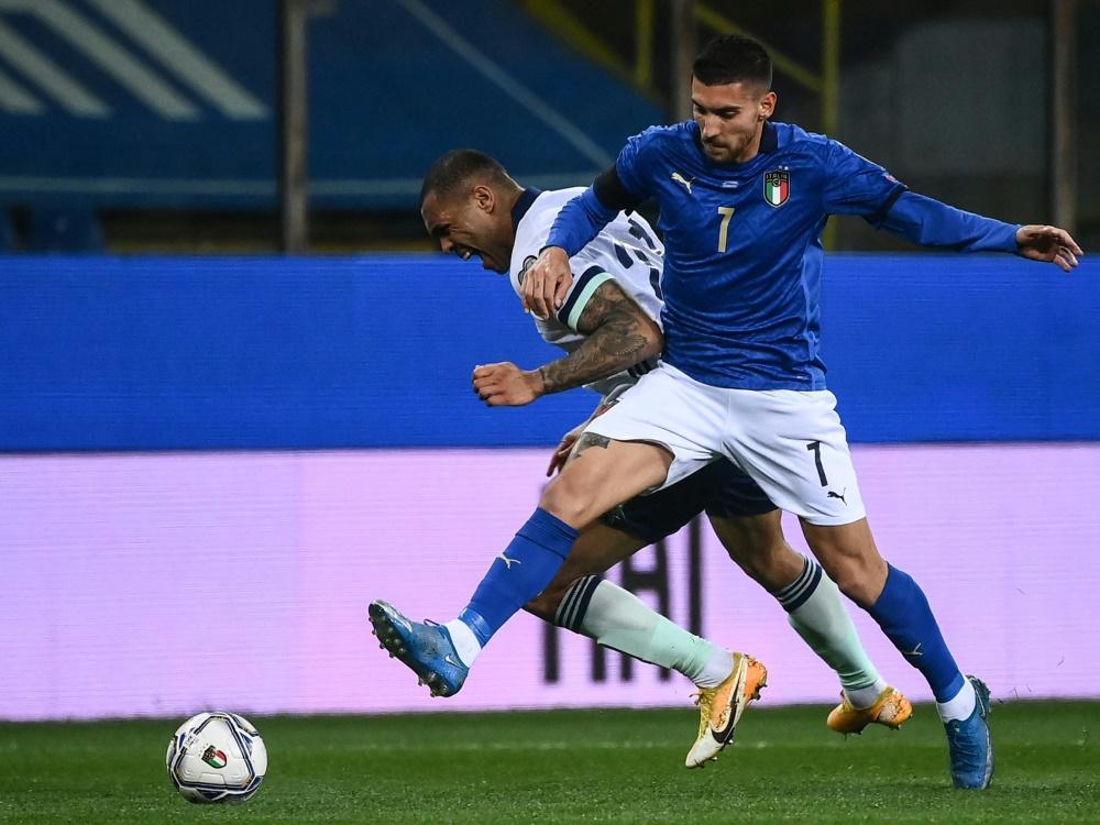 Lorenzo Pellegrini verpasst die EM verletzungsbedingt