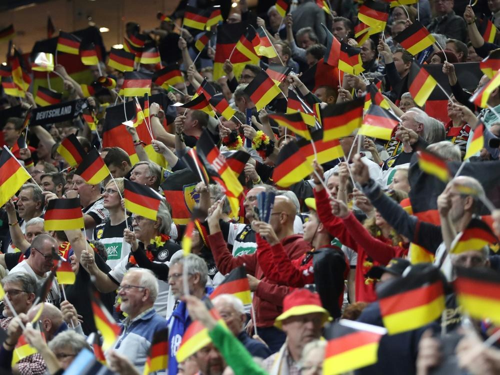 Deutschlands Flagge verkauft sich am besten