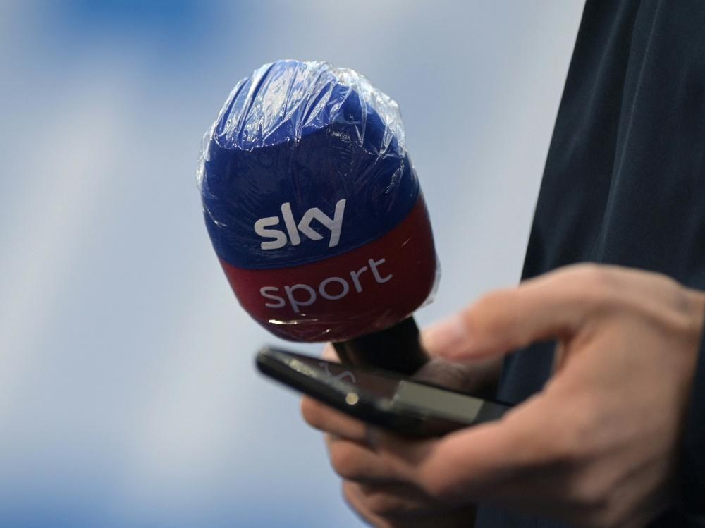 Sky überträgt weiterhin die englische Premier League