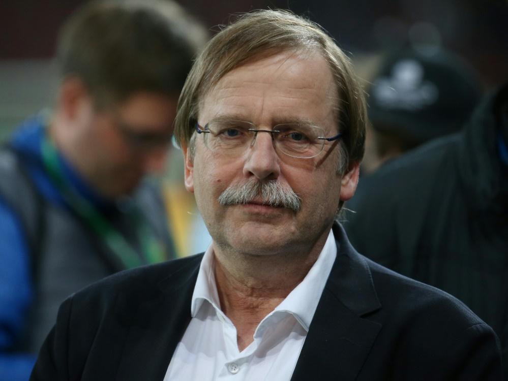 Interimspräsident Rainer Koch