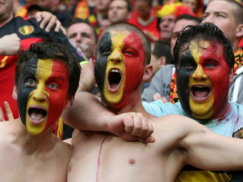 Laut Wissenschaftlern dürfen sich die Belgier freuen