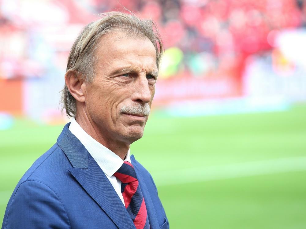 Christoph Daum war in der Türkei als Trainer aktiv