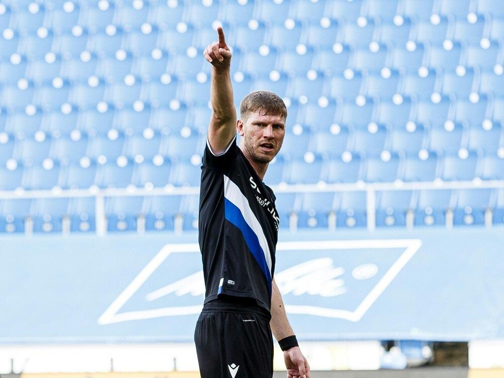 Klos spielt auch kommende Saison für Arminia Bielefeld