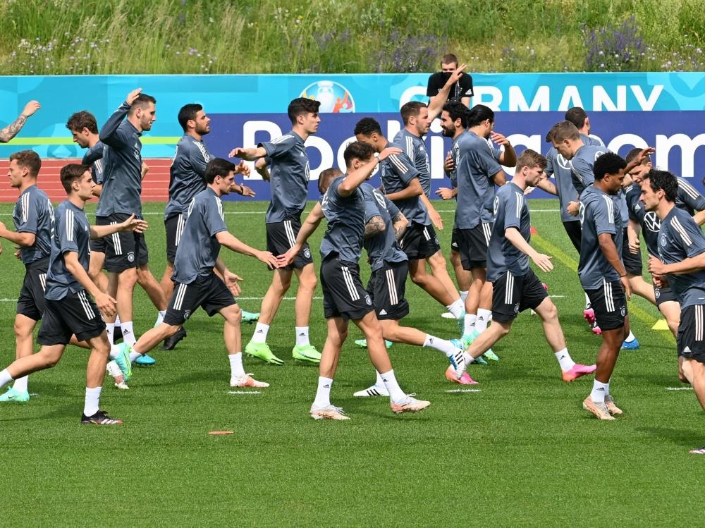 Am Dienstag startet die DFB-Auswahl in die EM