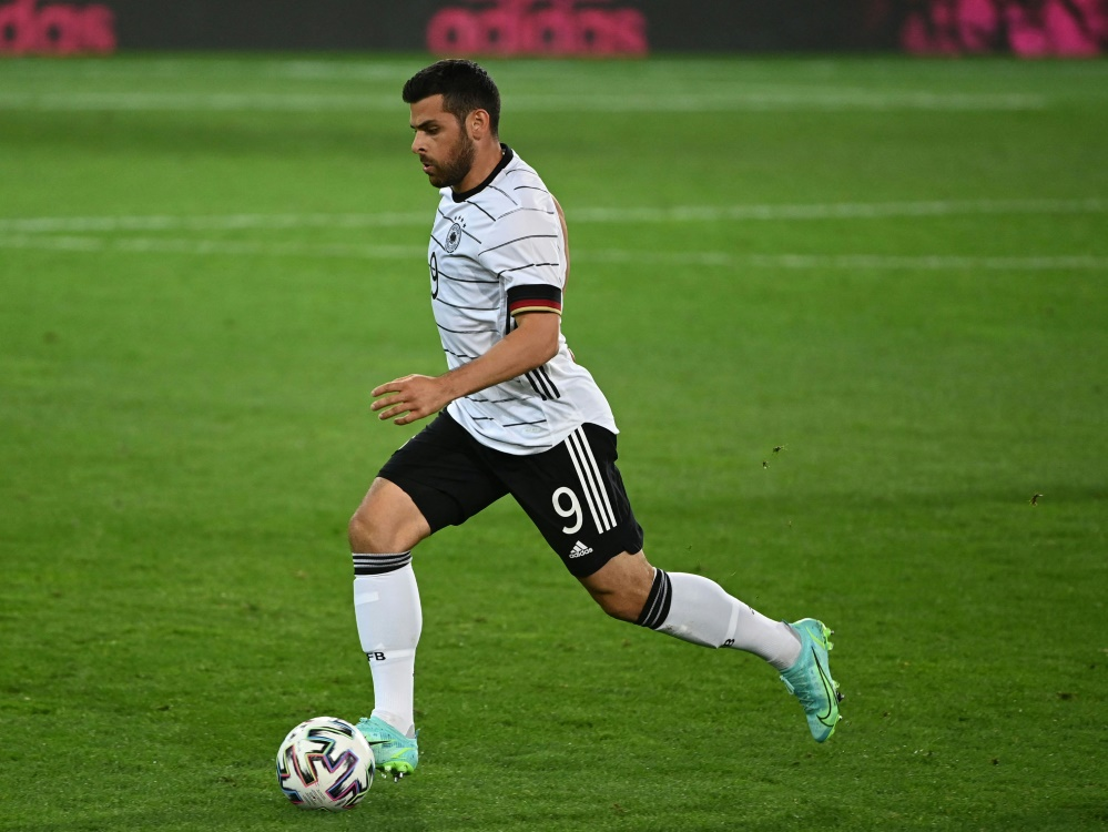 Rückkehrer Volland lobt Variabilität im DFB-Angriff
