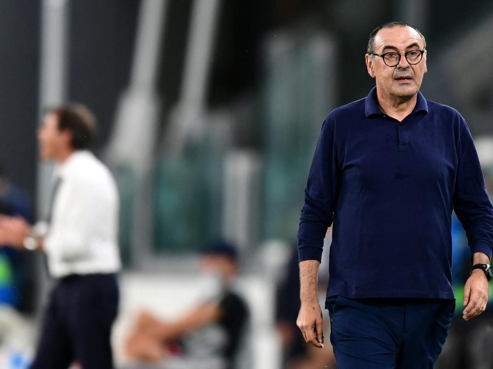 Maurizio Sarri übernimmt Lazio Rom