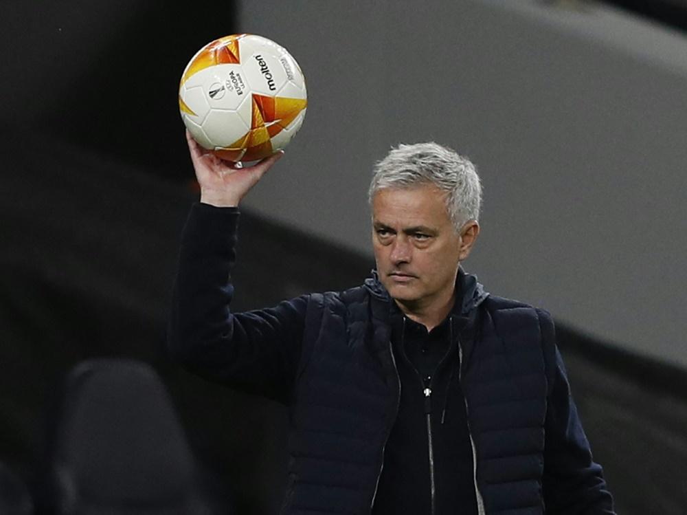 Jose Mourinho sieht viele Titelkandidaten bei der EM