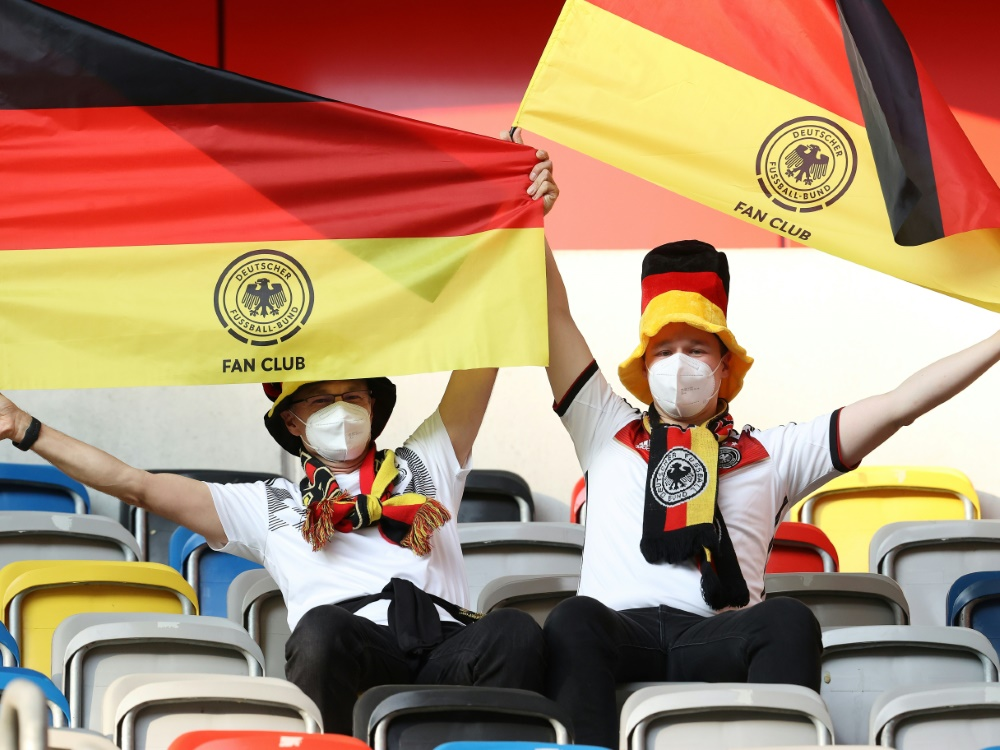 Löw und Neuer freuen sich auf die Zuschauer in München