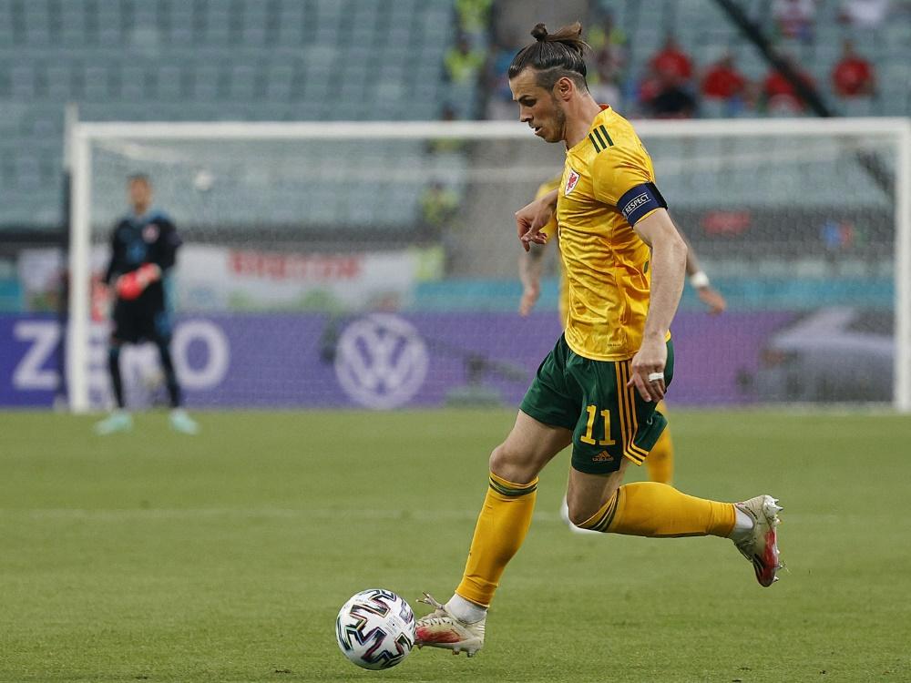 Gareth Bale gewinnt mit Wales gegen die Türkei