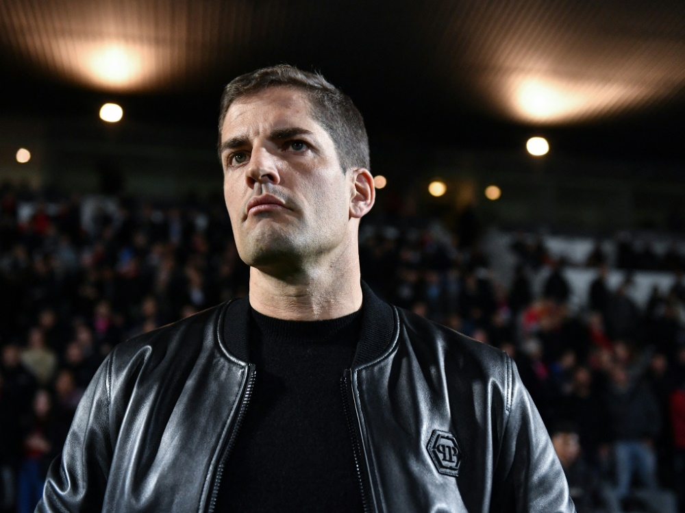 Robert Moreno wird neuer Granada-Coach