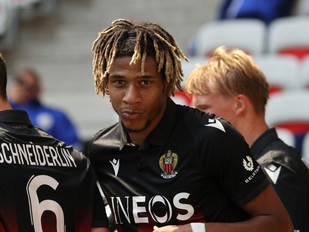 Ex-Schalker Todibo bleibt beim OGC Nizza (Foto: SID)