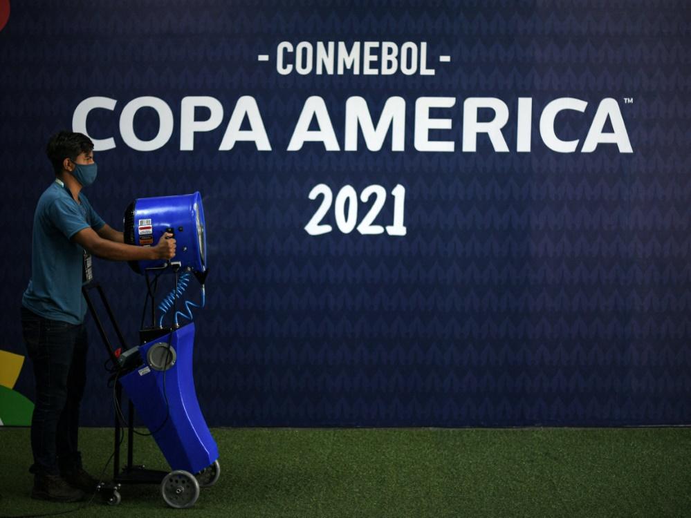 Bislang 140 positive Coronatests bei der Copa America