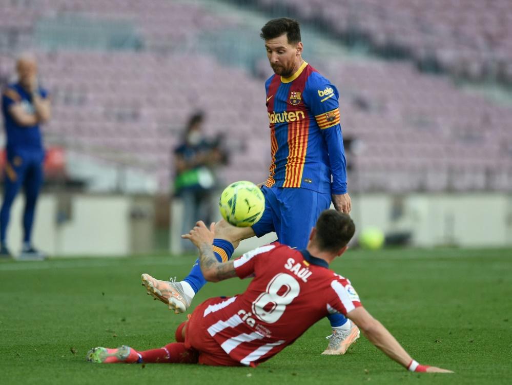 Spaniens Klubs dürfen wieder mit Fans planen (Foto: SID)