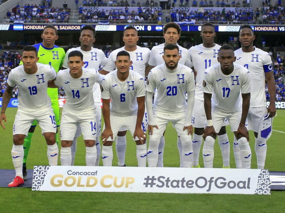 Der Fußball-Verband von Honduras bezieht Stellung (Foto: SID)